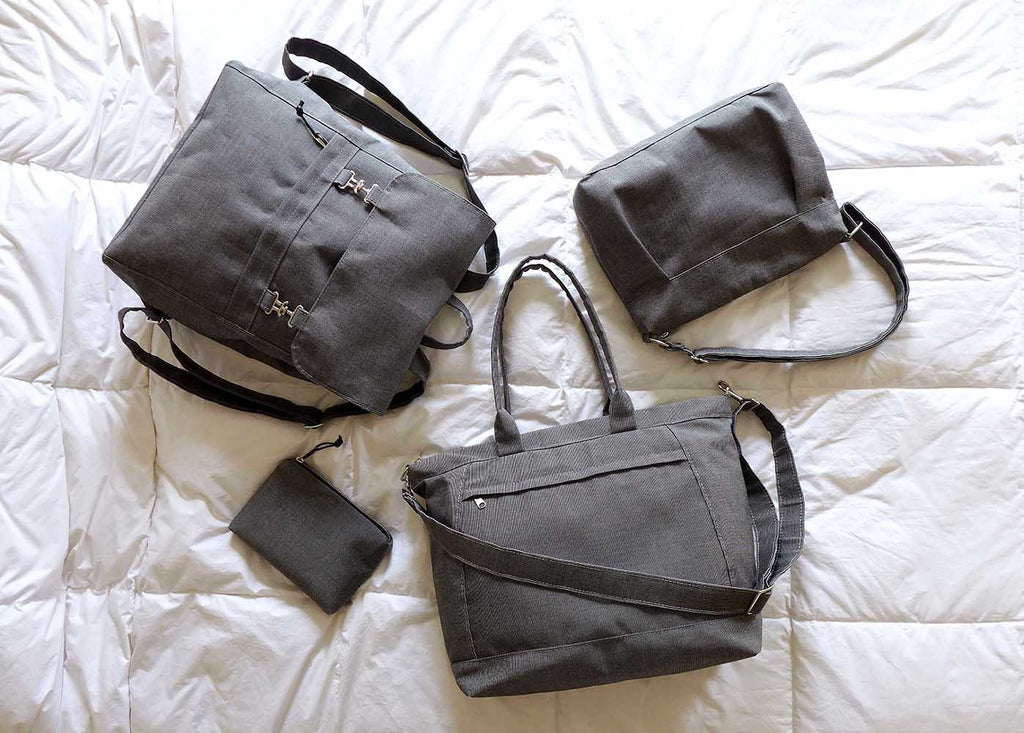Marine Grade Canvas Makes The Perfect Bag – STANFIELD