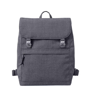 BACKPACK - CHARCOAL GRAY - backpack - STANFIELD
