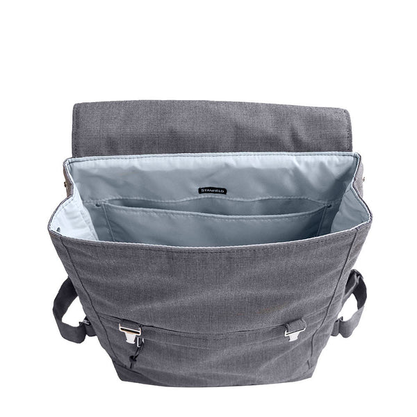 BACKPACK - CHARCOAL GRAY