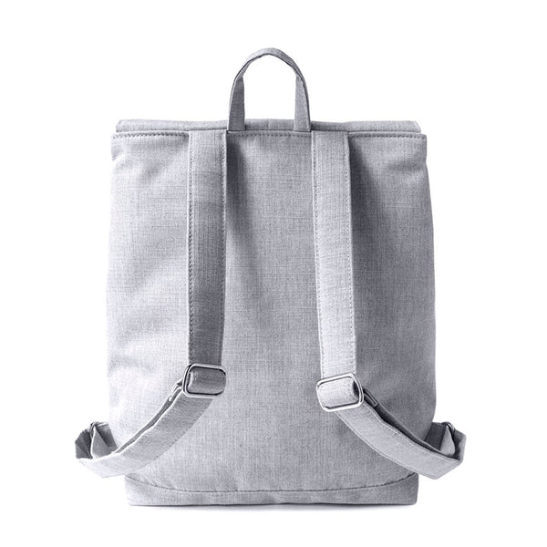 BACKPACK - HEATHER GRAY