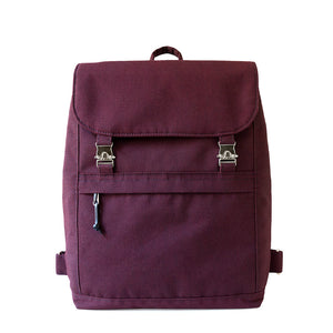 BACKPACK - PLUM - backpack - STANFIELD