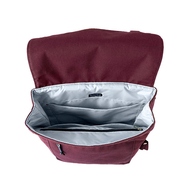 BACKPACK - PLUM - STANFIELD