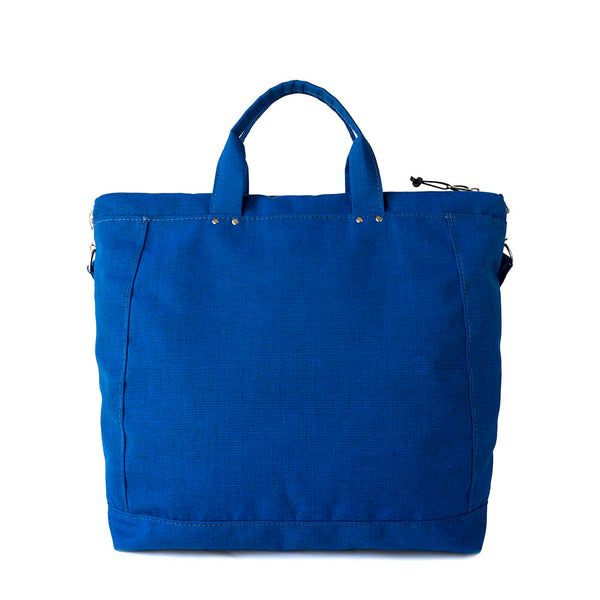 DAY TOTE - ROYAL BLUE - tote bag - STANFIELD