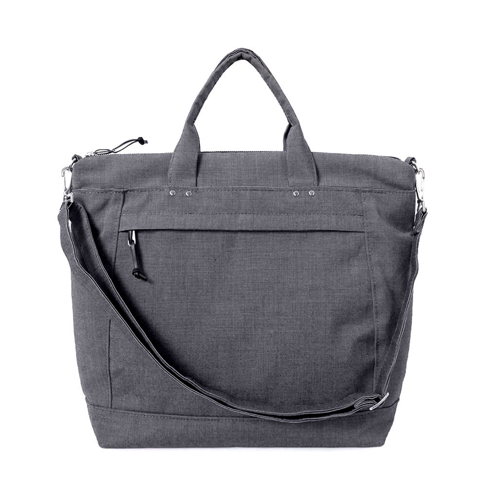 DAY TOTE - CHARCOAL GRAY - tote bag - STANFIELD
