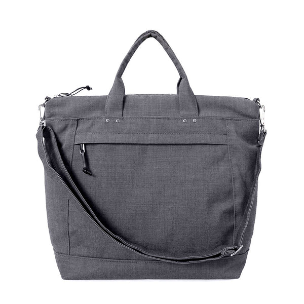DAY TOTE - CHARCOAL GRAY - STANFIELD