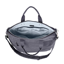 Load image into Gallery viewer, DAY TOTE - CHARCOAL GRAY - tote bag - STANFIELD