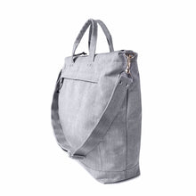 Load image into Gallery viewer, DAY TOTE - HEATHER GRAY - tote bag - STANFIELD