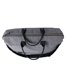 Load image into Gallery viewer, WEEKENDER - CHARCOAL GRAY - duffle bag - STANFIELD