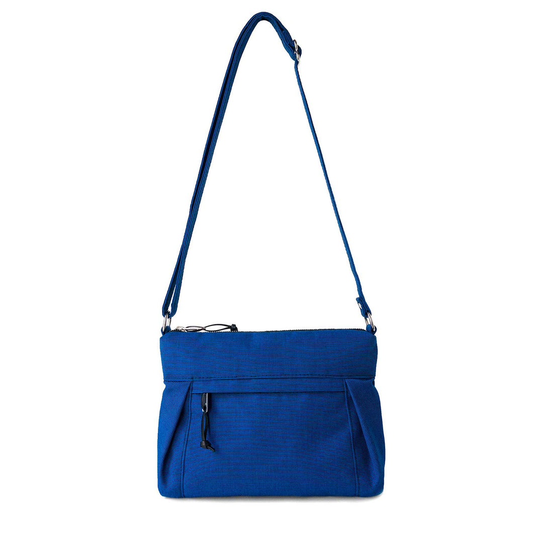 SMALL CARRYALL - ROYAL BLUE - cross body purse - STANFIELD