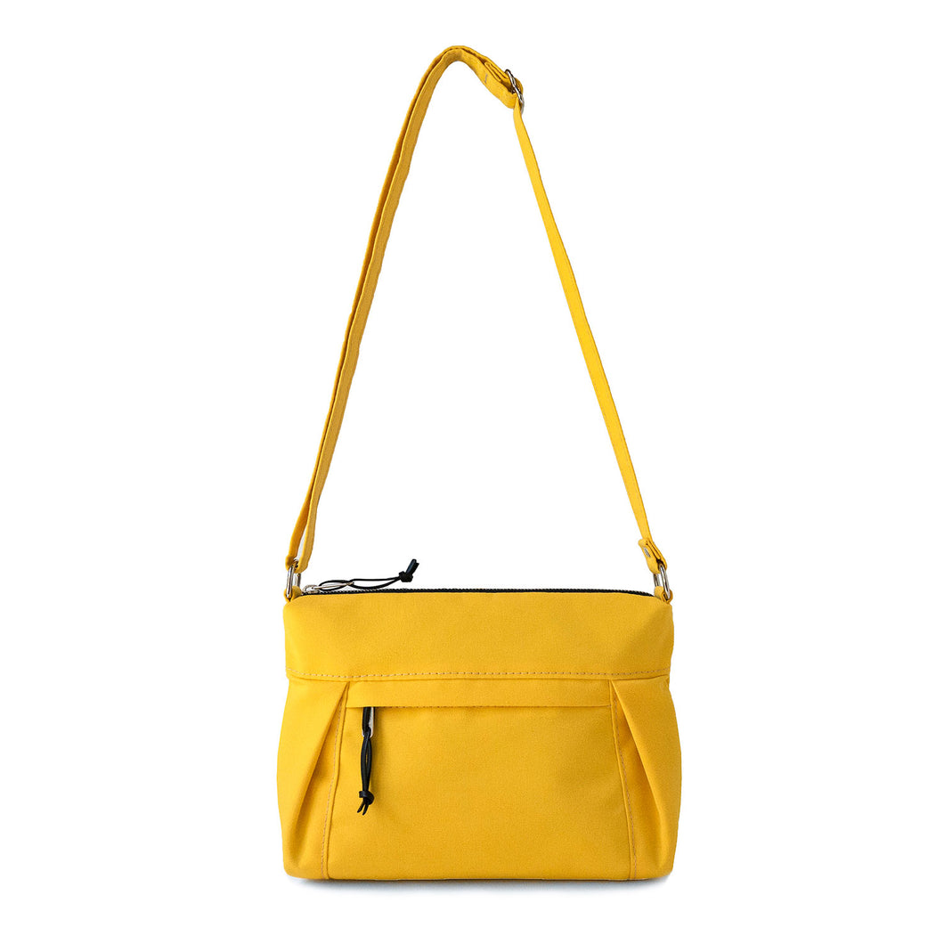 SMALL CARRYALL - YELLOW - cross body purse - STANFIELD