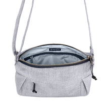 Load image into Gallery viewer, SMALL CARRYALL - HEATHER GRAY - cross body purse - STANFIELD