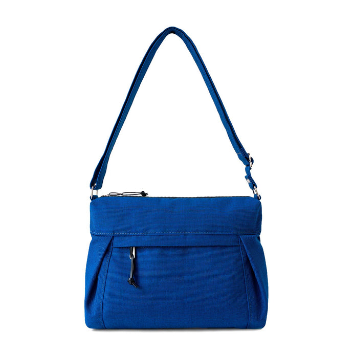 CARRYALL NO.2 - ROYAL BLUE - cross body purse - STANFIELD
