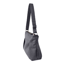 Load image into Gallery viewer, CARRYALL NO.2 - CHARCOAL GRAY - cross body purse - STANFIELD