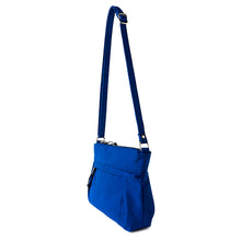Load image into Gallery viewer, SMALL CARRYALL - ROYAL BLUE - cross body purse - STANFIELD