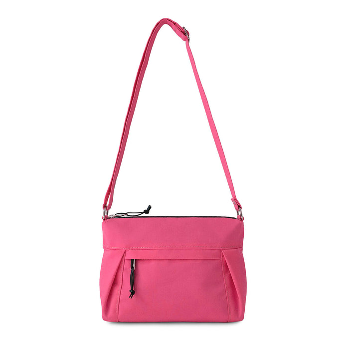 SMALL CARRYALL - RASPBERRY SORBET - cross body purse - STANFIELD
