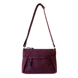 CARRYALL MINI - PLUM - STANFIELD