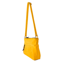 Load image into Gallery viewer, SMALL CARRYALL - YELLOW - cross body purse - STANFIELD