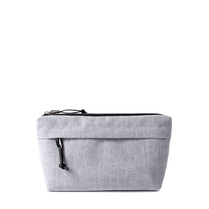 TRAVEL KIT - HEATHER GRAY - toiletry bag - STANFIELD