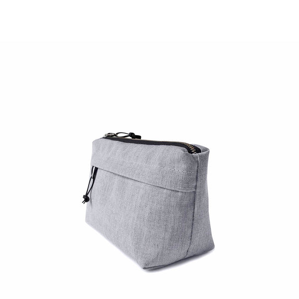 TRAVEL KIT - HEATHER GRAY