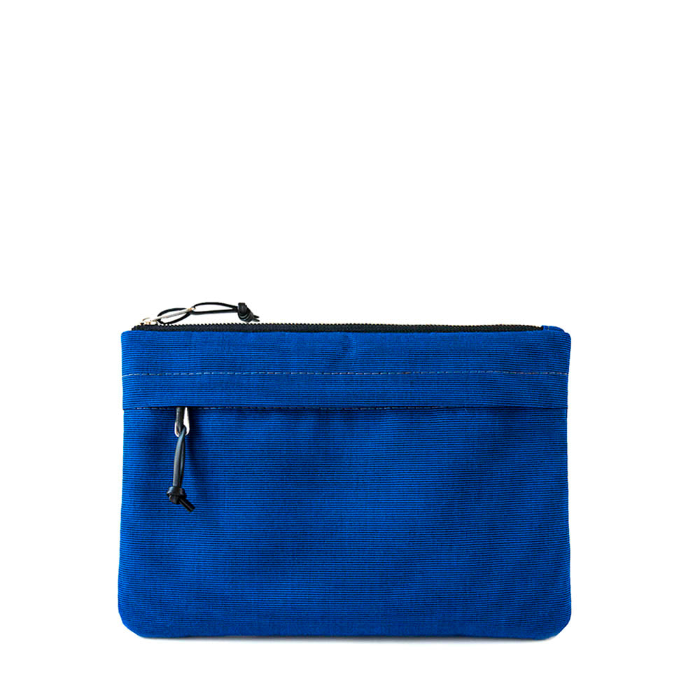 ORGANIZER CLUTCH - ROYAL BLUE - clutch bag - STANFIELD