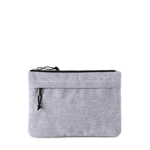 organizer clutch - heather gray - stanfield