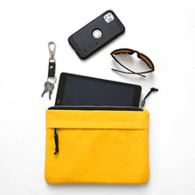 Load image into Gallery viewer, ORGANIZER CLUTCH - YELLOW - clutch bag - STANFIELD