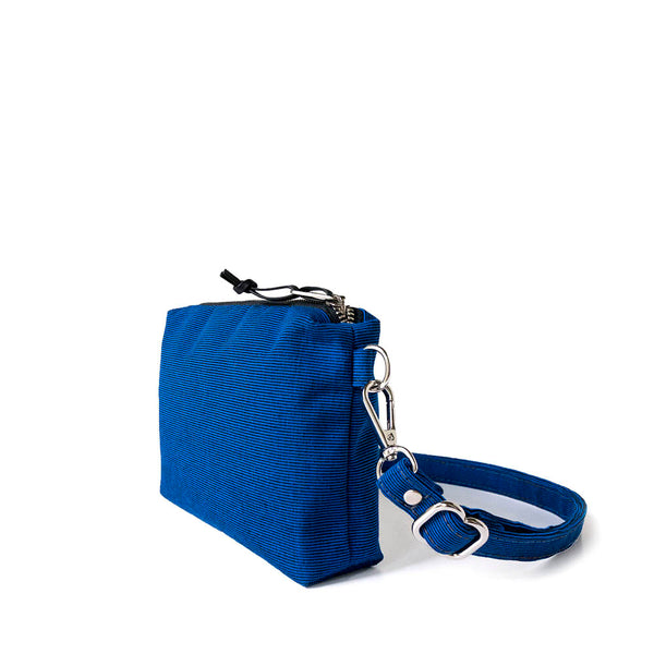 HIP POUCH - ROYAL BLUE