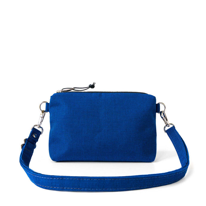 MINI CROSSBODY - ROYAL BLUE - cross body bag - STANFIELD
