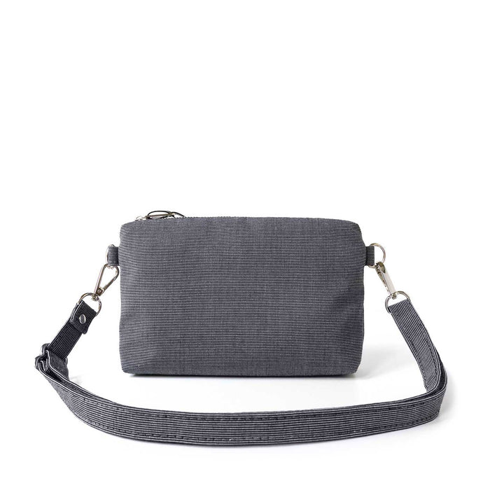 MINI CROSSBODY - CHARCOAL GRAY - cross body bag - STANFIELD