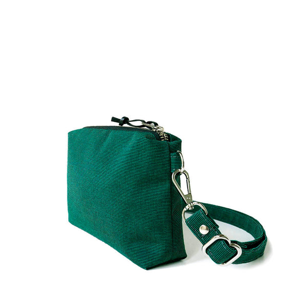 HIP POUCH - EMERALD GREEN