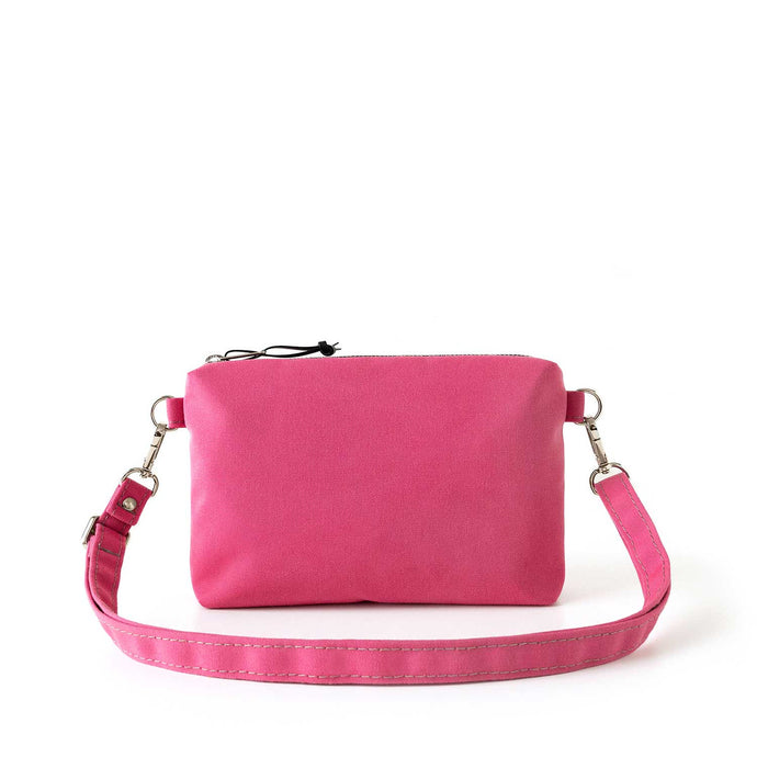 MINI CROSSBODY - RASPBERRY SORBET - cross body bag - STANFIELD