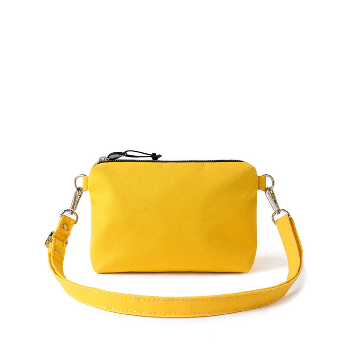 MINI CROSSBODY - YELLOW - cross body bag - STANFIELD