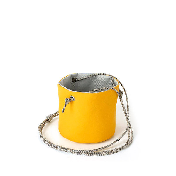 HANGING PLANTER - YELLOW