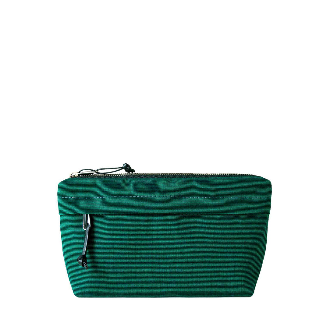 TRAVEL KIT - EMERALD GREEN - toiletry bag - STANFIELD