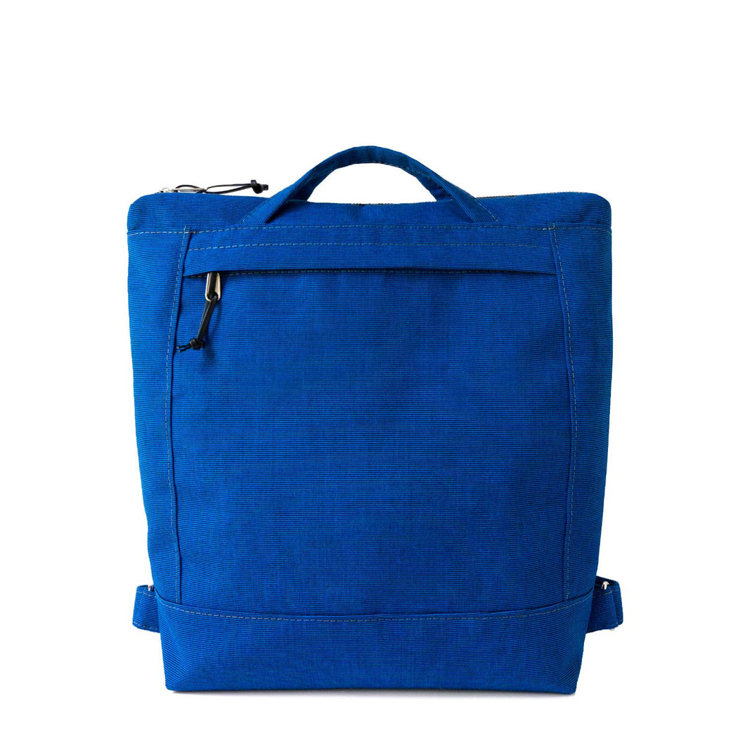 ZIP PACK - ROYAL BLUE - convertible backpack - STANFIELD