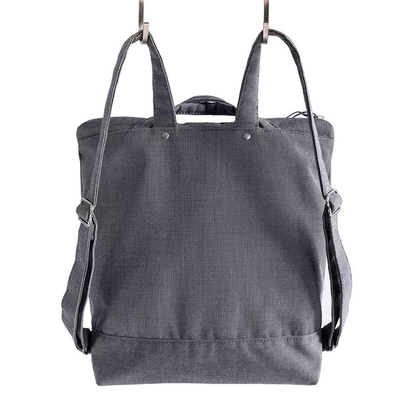 ZIP PACK - CHARCOAL GRAY