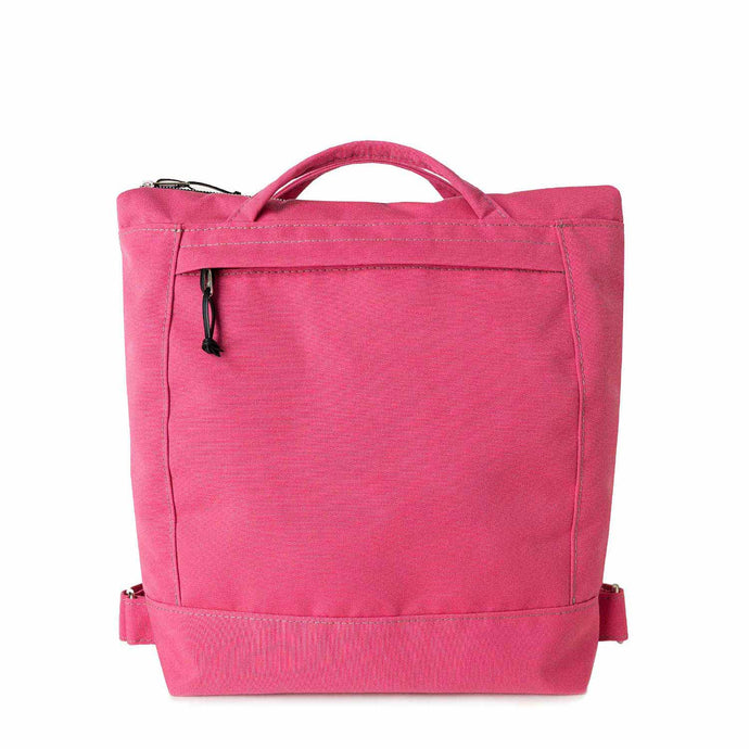 ZIP PACK - RASPBERRY SORBET - convertible backpack - STANFIELD