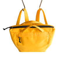 Load image into Gallery viewer, ZIP PACK - YELLOW - convertible backpack - STANFIELD