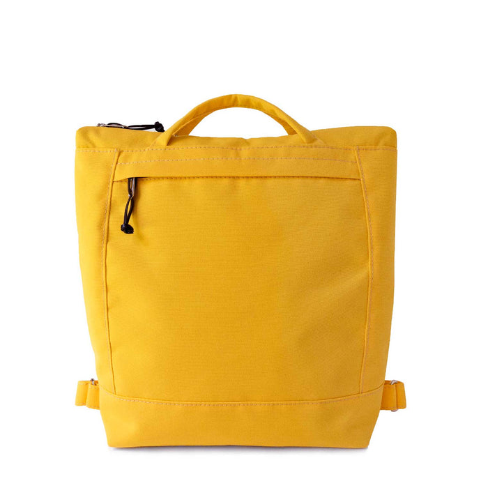 ZIP PACK - YELLOW - convertible backpack - STANFIELD
