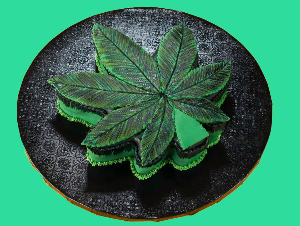 high occasions signature cannabis cake sm
