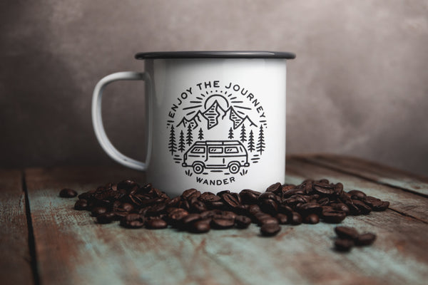 Campervan Mug - Wander Collective