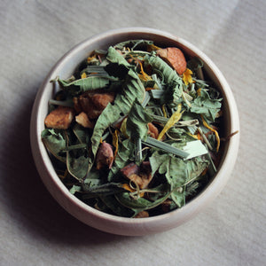 Apple & Verbena Tea