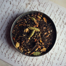 Load image into Gallery viewer, Kurkuma chai loose leaf tea