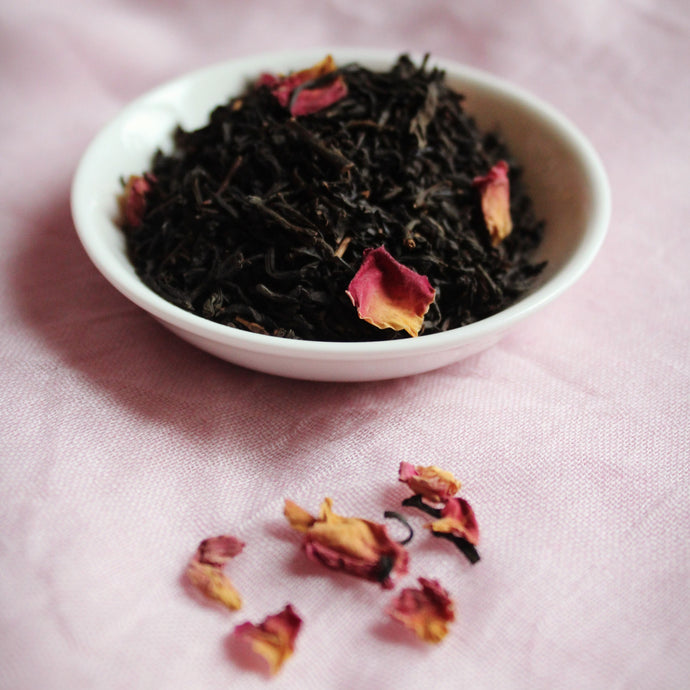 Black Tea- China Rose