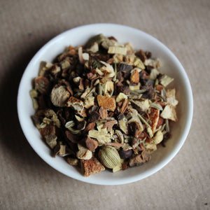 Energy tea herbal blend
