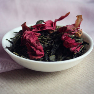 Green Sencha Berry & Fig