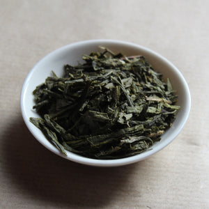 organic loose leaf chinese sencha green tea