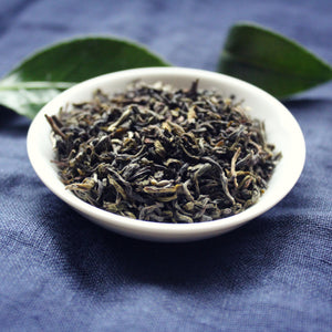 dish of nepal organic green tea