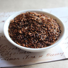 Load image into Gallery viewer, organic rooibos loose leaf tea