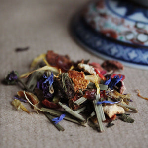 Reiki tea herbal blend
